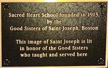 Good Sisters Plaque